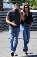 Cindy Crawford And Rande Gerber get lost in each other