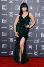Daisy Lowe At Dazn x Matchroom VIP Launch Event, Kings Cross in London