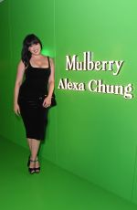 Daisy Lowe Attends the launch of the Mulberry x Alexa Chung collection at 180 Studios in London