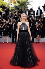 Diane Kruger Attends a screening of Tout S