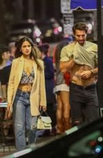 Eiza Gonzalez At a party in West Hollywood
