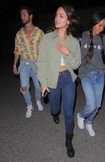 Eiza Gonzalez At the Space Jam Party in The Park After Dark at Six Flags Magic Mountain in Valencia