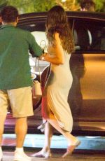 Eiza Gonzalez Leaving Vicente Bungalow after dinner in West Hollywood