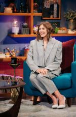 Elizabeth Olsen At The Late Late Show with James Corden
