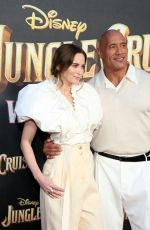 Emily Blunt Attends the World Premiere Of Disney