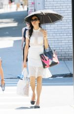 Famke Janssen Pictured out and about in New York City