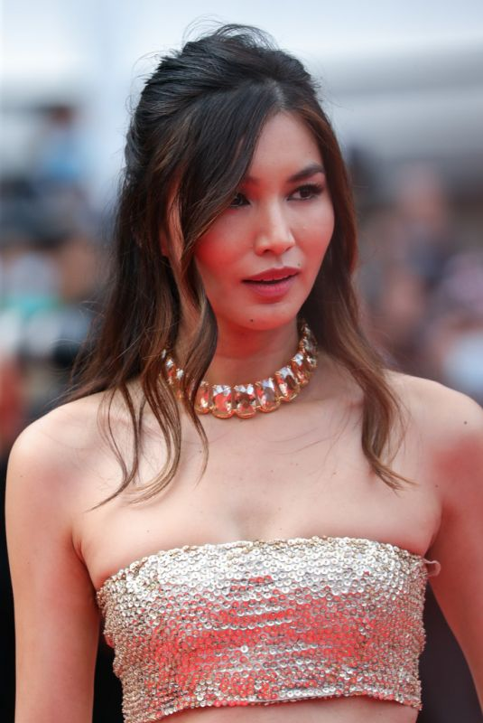 Gemma Chan At Les Intranquilles Screening at 74th Annual Cannes Film Festival