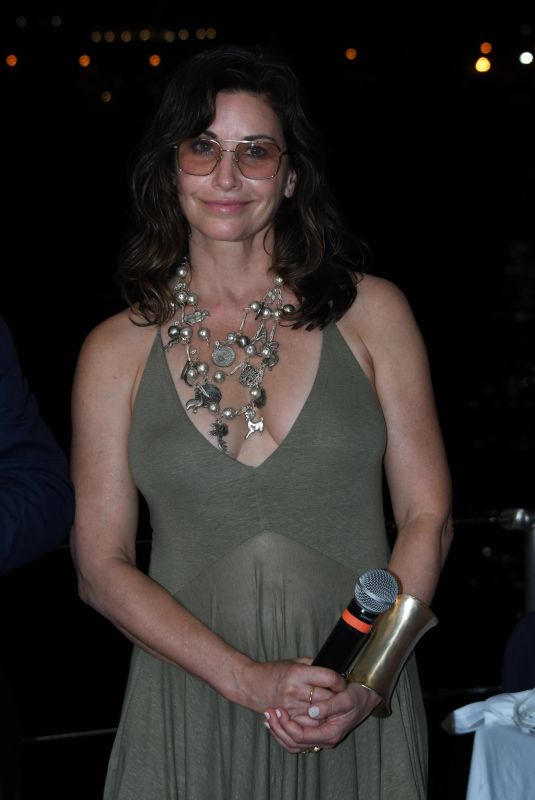 Gina Gershon During The Ischia Global Festival