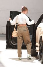 Hailey Bieber Is nothing short of chic while out for a meeting in Beverly Hills