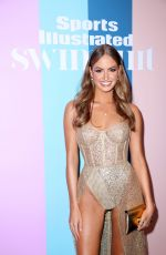 Haley Kalil At Sports Illustrated Swimsuit 2021 Issue Concert at Hard Rock Live in Hollywood