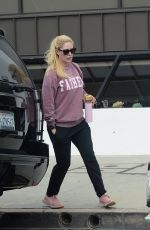 Heidi Montag Is spotted in Los Angeles