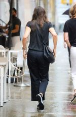 Jennifer Garner Is spotted heading to lunch with a pal in New York