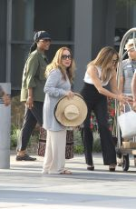 Jennifer Lopez Is off for her Birthday Weekend