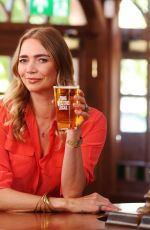 Jodie Kidd At Long Live The Local Campaign in London