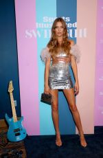 Josephine Skriver At Sports Illustrated Swimsuit 2021 private event in Hollywood