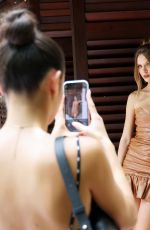 Josephine Skriver At Sports Illustrated Swimsuit Edition launch event in Hollywood