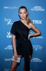 Josephine Skriver Attends Sports Illustrated Swimsuit 2021 Issue Cover Reveal Party in Hollywood