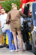 Karlie Kloss Seen out & about in Saint-Tropez, France