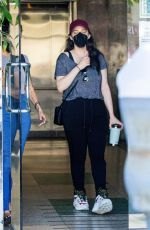 Kat Dennings Out in Beverly Hills