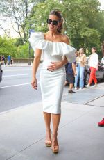 Kate Beckinsale Seen out in New York