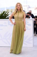 Katheryn Winnick Attending a Flag Day photocall during the 74th Annual Cannes Film Festival, France