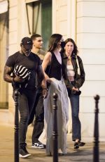 Kendall Jenner Pictured out and about in Paris