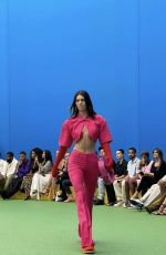 Kendall Jenner Walks the runway during the Jacquemus
