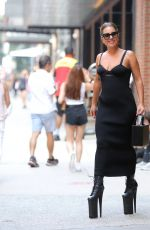 Lady Gaga Out on the town in New York