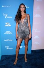 Lais Ribeiro At 2021 Sports Illustrated Swimsuit launch party in Hollywood