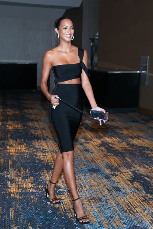 """Lais Ribeiro At """"Day 2 of Sports Illustrated Swimsuit Celebrates Launch Of The 2021 Issue at Seminole Hard Rock Hotel in Hollywood"""