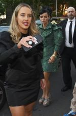 Lily Allen Seen at The Ivy Asia Chelsea Launch in London