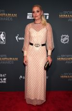 Lindsey Vonn Attending the 2021 Sports Humanitarian Awards in New York