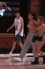Madison Beer Walking with boyfriend to her performance in Las Vegas