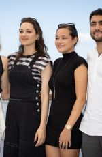 Marion Cotillard At a Bigger Than Us photocall at the Cannes film festival, France