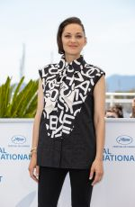 Marion Cotillard At the Annette photocall during the 74th annual Cannes Film Festival in France