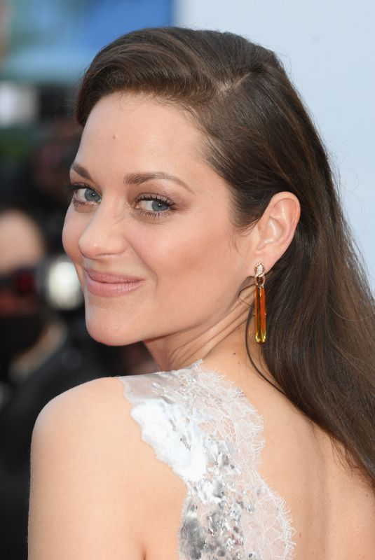 Marion Cotillard At the opening ceremony screening of Annette at the 74th annual Cannes Film Festival