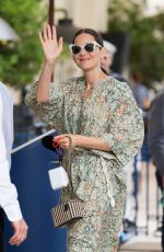 Marion Cotillard Outside the Martinez Hotel at Cannes, France