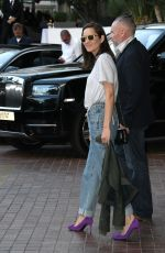 Marion Cotillard Spotted out & about during the festival in Cannes, France