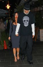 Megan Fox Dining out at Avra in Beverly Hills