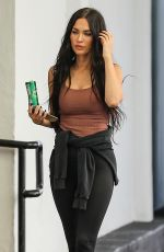Megan Fox Out in Beverly Hills