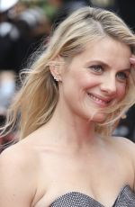 Melanie Laurent At the The French Dispatch premiere at the 74th Cannes Film Festival in France