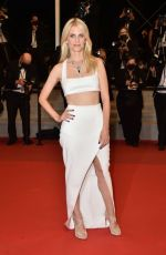 Mélanie Laurent Attending a screening of Les Olympiades at the Cannes Film Festival, France
