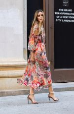 Olivia Palermo Out in New York