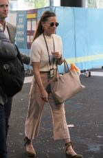 Pippa Middleton Arriving at Wembley Stadium in London for the Euro 2021 England Semi Final Match against Denmark