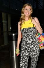 Rachel Riley Is all smiles showing off her huge baby bump as she leaves Countdown filming at Media City in Manchester