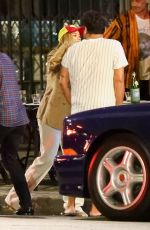 Rita Ora Grabs drinks with director boyfriend Taika Waititi out in Los Angeles