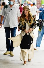 """Sarah Jessica Parker Seen on the set of """"And Just Like that"""""""