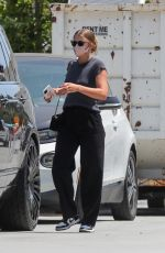 Sofia Richie Has a solo retail therapy session in West Hollywood