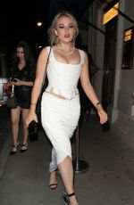 Tallia Storm At the Opening Of