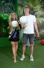 Tallia Storm At Tik Tok For You House Brought To You By Westfield in London